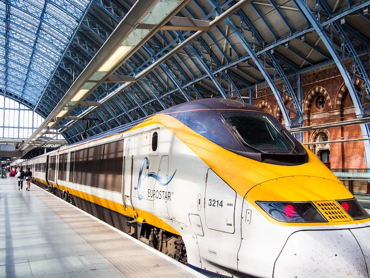 Apri foto 3 di 9. Full- Day Tour to Brussels from London with Eurostar Train