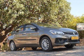 Private Car Transfer from Mount Abu to Jaipur