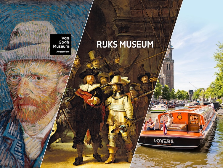 851dced110 Skip-the-Line Van Gogh   Rijksmuseum Guided Tour with Lunch ...