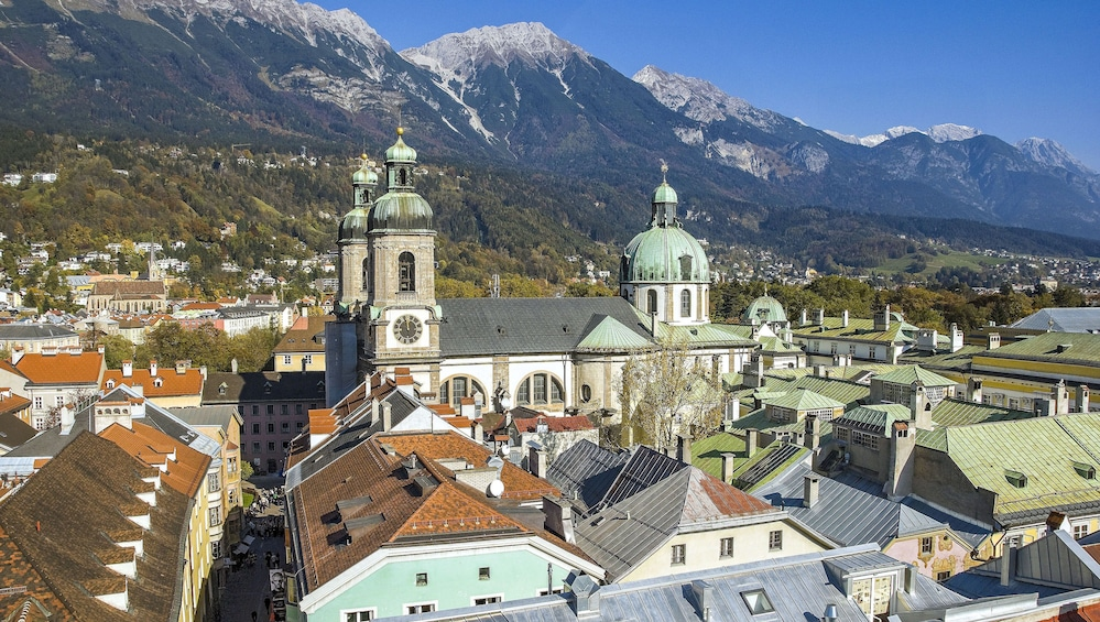 Show item 4 of 8. Discover Innsbruck in 60 minutes with a Local