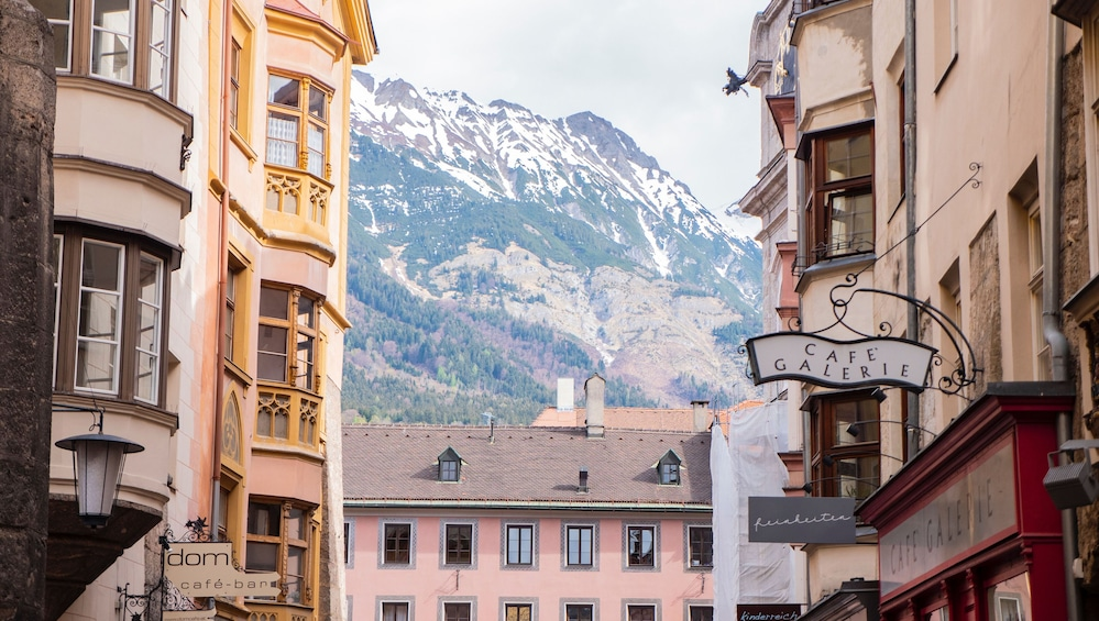 Show item 1 of 8. The Instagrammable Spots of Innsbruck with a Local
