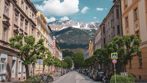 Photogenic Innsbruck with a Local
