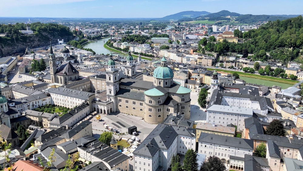 Show item 1 of 7. Architectural Walk of Salzburg with a Local