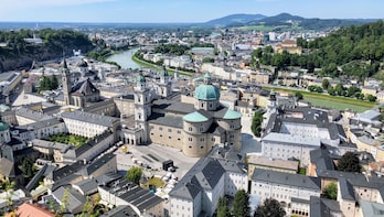 Architectural Walk of Salzburg with a Local