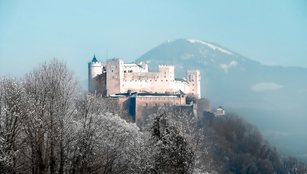 Show item 5 of 7. Architectural Walk of Salzburg with a Local