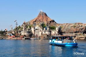 Passeport d'une journée à Tokyo DisneySea