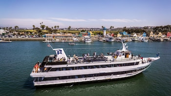 Starlight Dinner Cruise from Marina del Rey