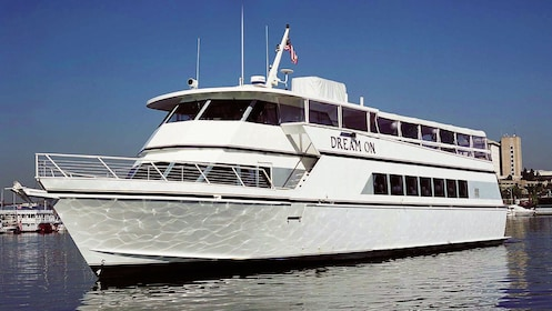 The Dream On yacht is one of the amazing boats available on the cruise