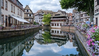 Photogenic Strasbourg with a Local