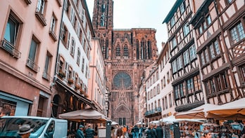 Historical Walk through Strasbourg with a Local