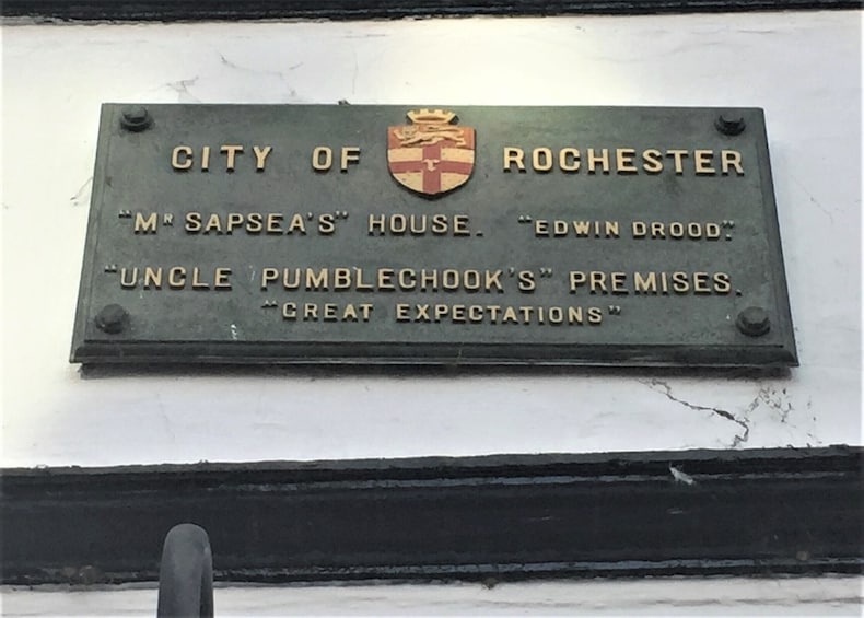 Show item 10 of 10. Private Day Tour to Rochester Castle and Dickens' Rochester