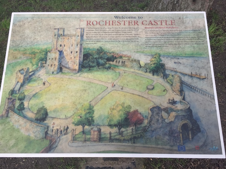 Show item 2 of 10. Private Day Tour to Rochester Castle and Dickens' Rochester