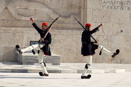 Acropolis Athens Small Group Tour with Changing of Guards