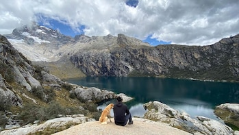 Laguna Churup one day from Huaraz