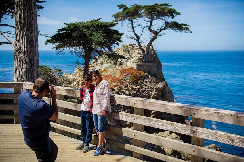 Monterey & Carmel Tour with optional Monterey Bay Aquarium
