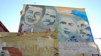 Revolution Route, Cape Town