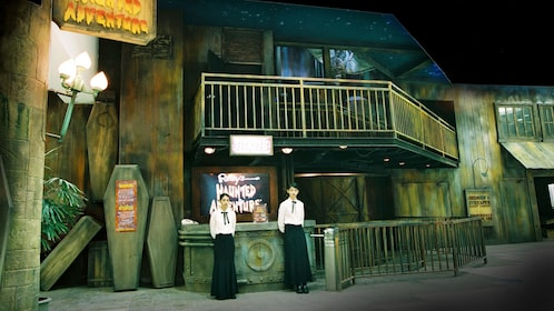 The Haunted Adventure at Ripley's Believe It or Not in Pattaya