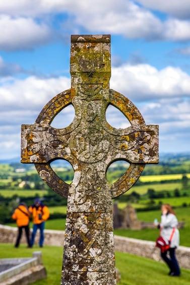 Rock of Cashel, Blarney Castle (Blarney Stone)& Cahir Castle
