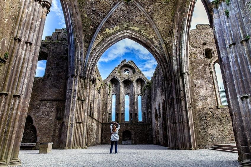 Show item 1 of 10. Rock of Cashel, Blarney Castle (Blarney Stone)& Cahir Castle