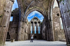 Rock of Cashel, Blarney Castle (Blarney Stone)& Cork City