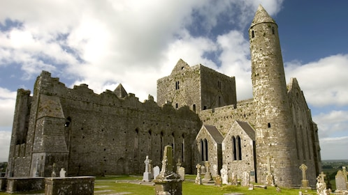 Rock of Cashel in Dublin