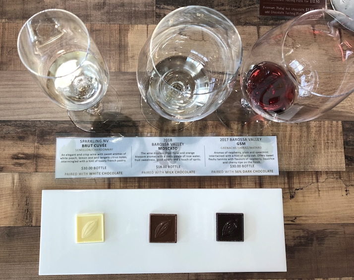 Full-Day Barossa Food & Wine Experience