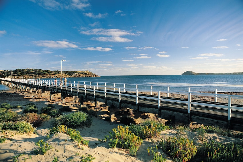 Show item 3 of 4. Victor Harbor & McLaren Vale Highlights Full-Day Tour with Lunch