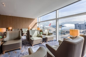 香港國際機場 (HKG) 的環亞機場貴賓候機室