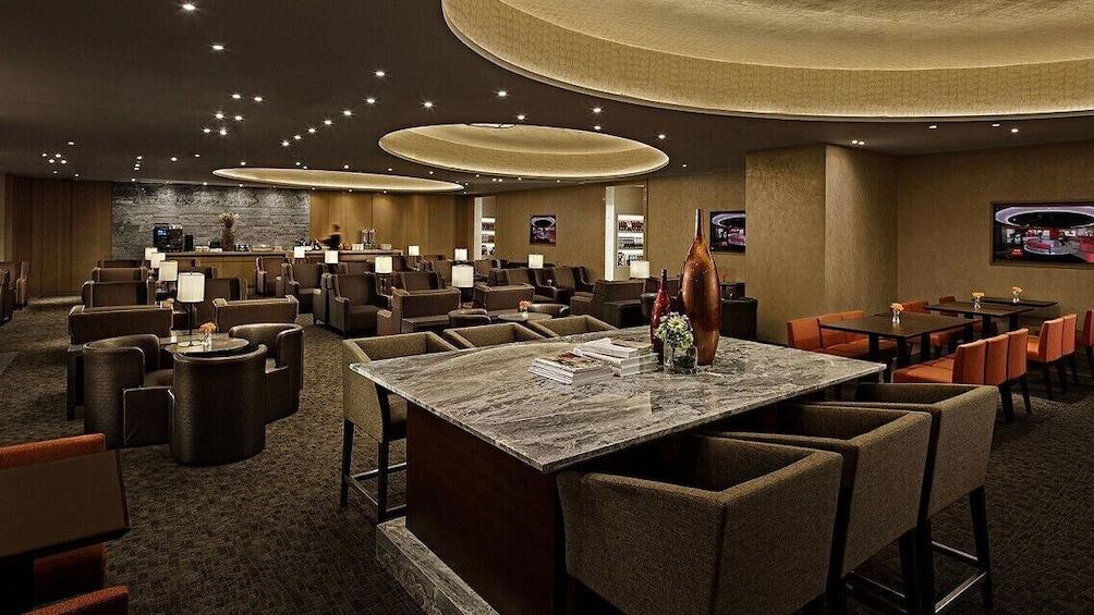 Show item 3 of 6. Plaza Premium Lounge at Macau International Airport (MFM)