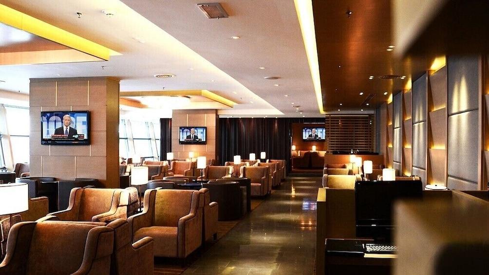 Show item 3 of 9. Plaza Premium Lounge at Kuala Lumpur International Airport (KUL)