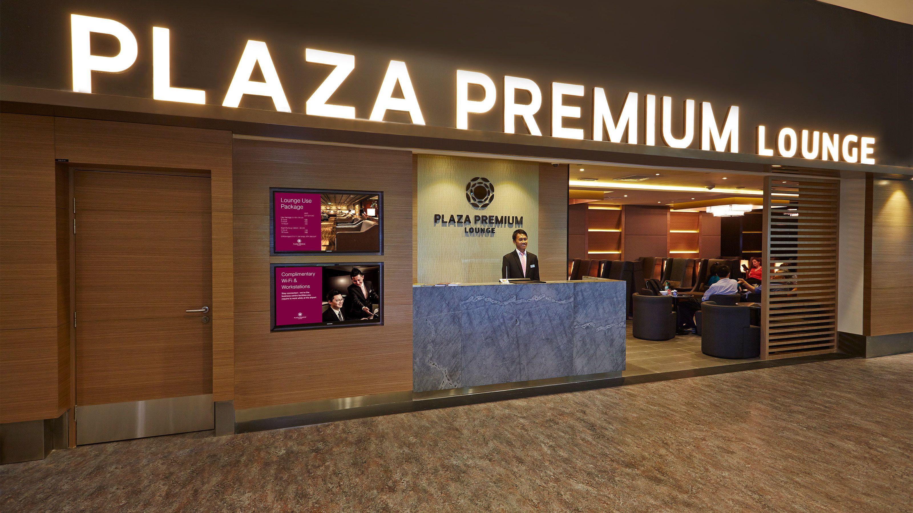 Plaza Premium Lounge at Kuala Lumpur International Airport (KUL)