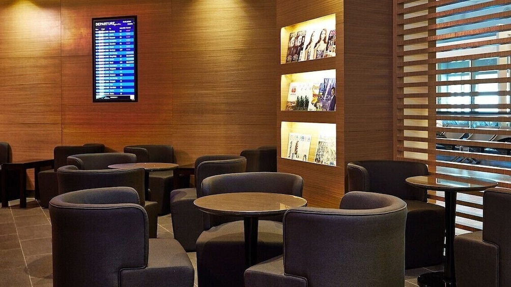 Show item 5 of 9. Plaza Premium Lounge at Kuala Lumpur International Airport (KUL)