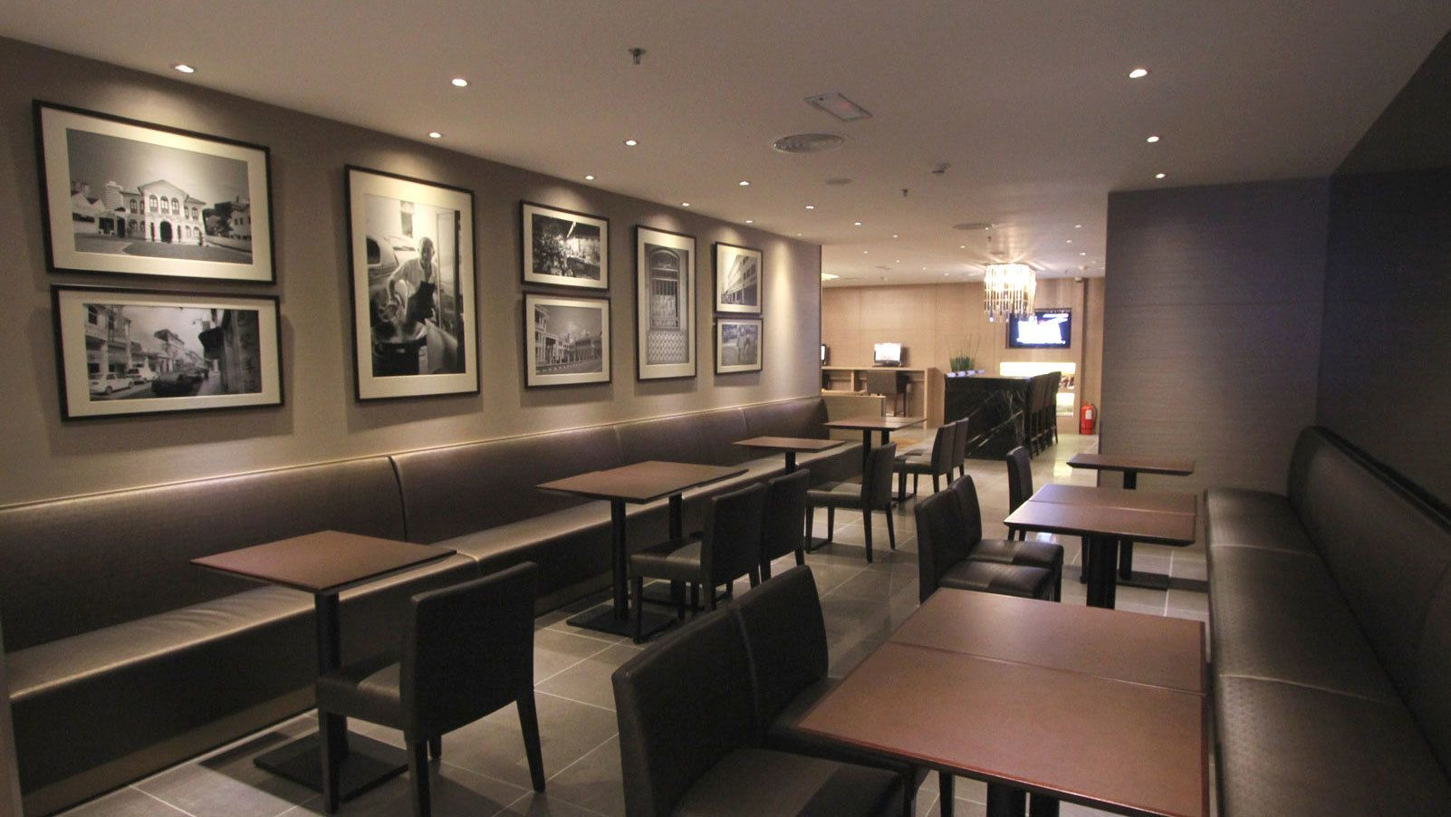Plaza Premium Lounge at Penang International Airport (PEN)