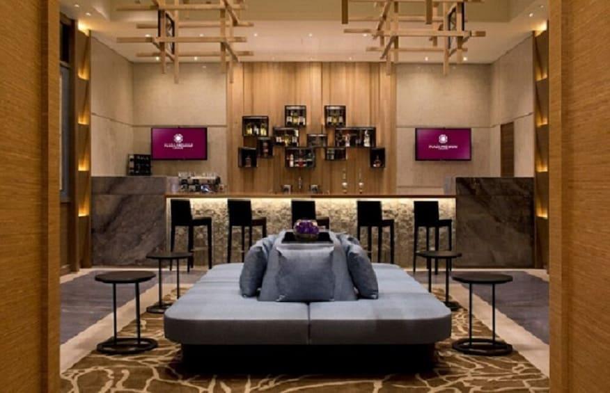 Show item 7 of 7. Plaza Premium Lounge at London Heathrow Airport (LHR) - Terminal