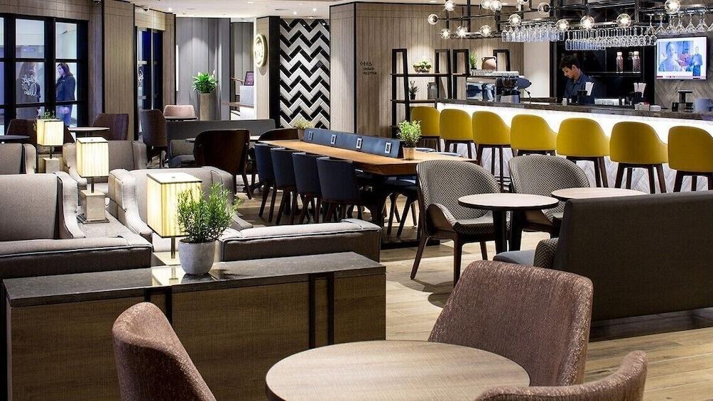 Plaza Premium Lounge at London Heathrow Airport (LHR) - Terminal