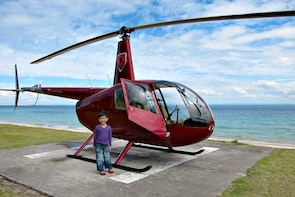 Langkawi Discovery Helicopter Private Tour