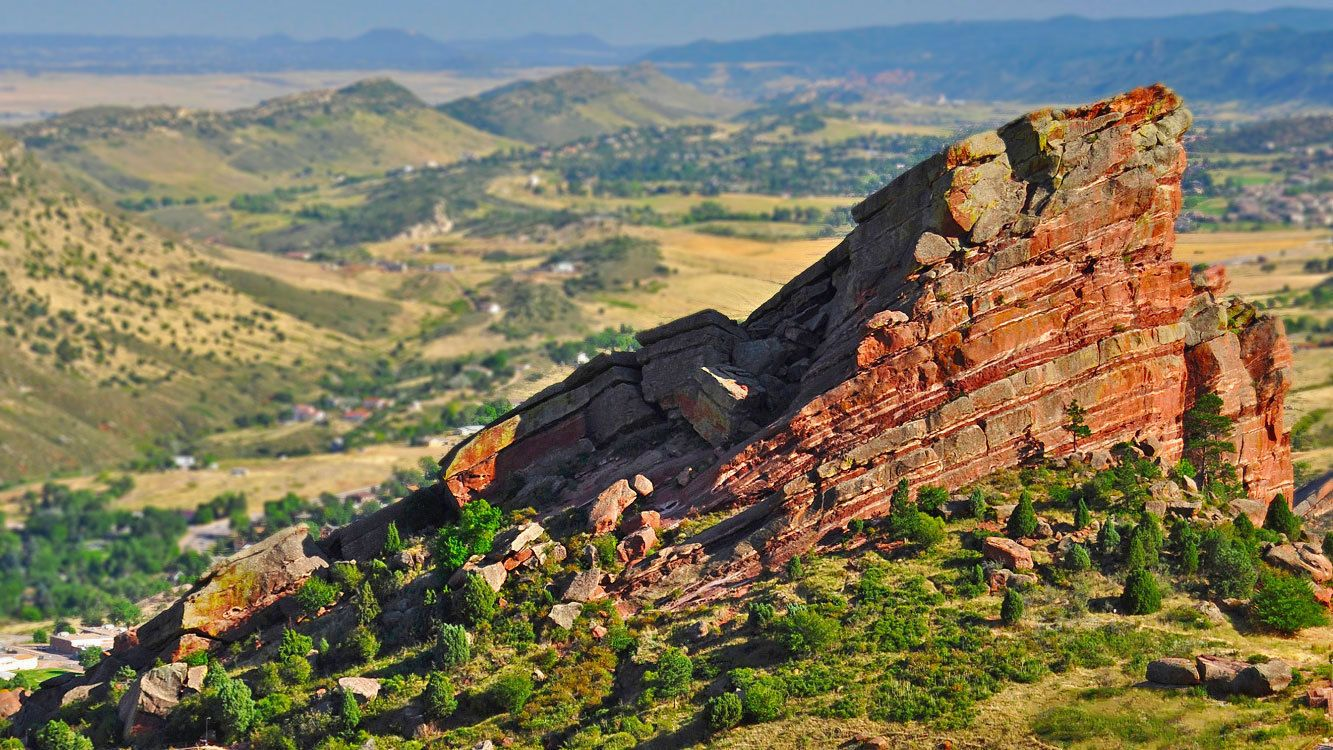 Guided Active Sightseeing Tour in the Rocky Mountains