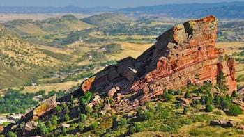 Tour activo guiado por las atracciones de las Montañas Rocosas