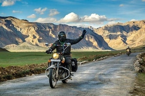 Manali Ladakh Bike Experience
