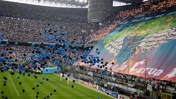 Fotbollsrundtur: San Siro-stadion och Casa Milan