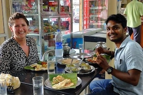 Discover Colonial heritage of Jaffna with authentic Jaffna style breakfast
