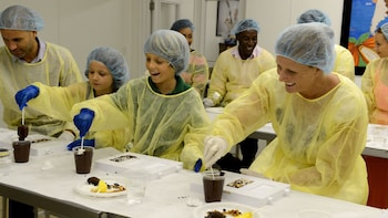 The Art of Chocolate Making & Factory Tour