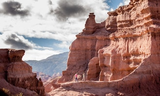 The Calchaqui Valley Winery and Scenery Tour in Cafayate