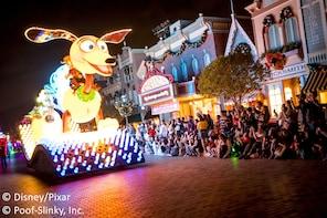 Hong Kong Disneyland® Park with Hotel Pick-up