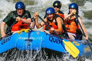 Full-Day Bighorn Sheep Canyon Rafting Adventure Cotopaxi CO