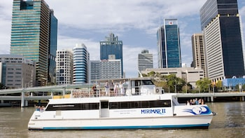Sightseeing River Cruise with Admission to Lone Pine Koala Sanctuary