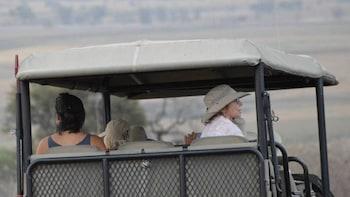 Zambezi National Park Game Drive