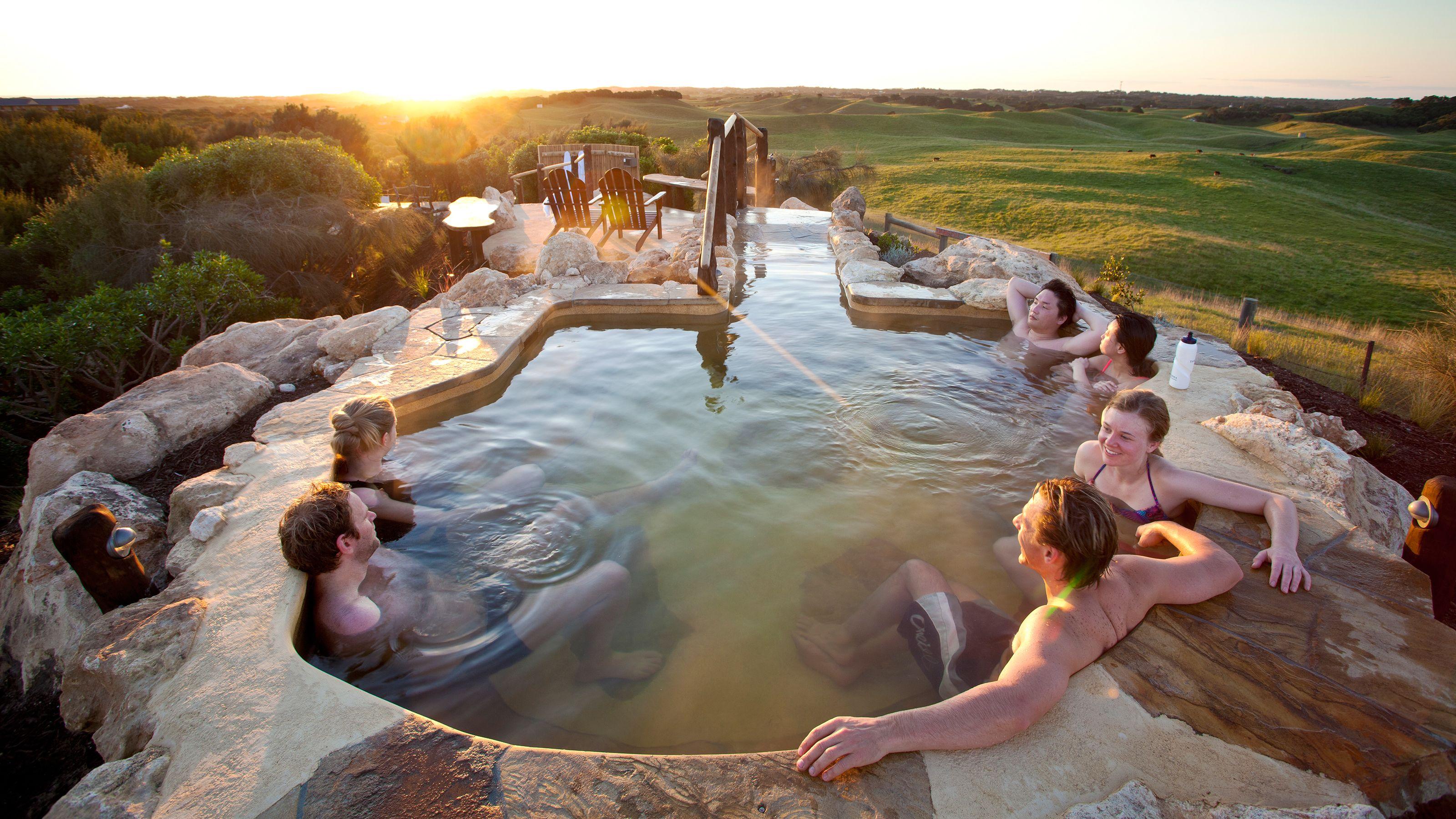 Mornington Peninsula Hot Springs Day Trip