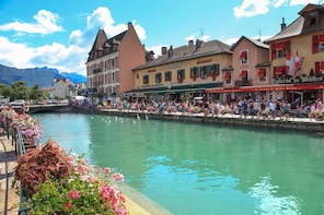 Annecy, Venice of the Alps Private Guided tour