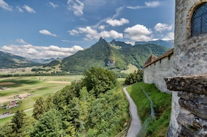 Gruyères Private tour:Chocolate & Cheese factory countryside